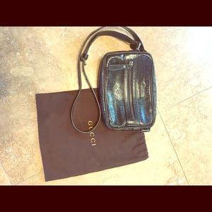 Gucci side purse